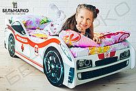 Детская кровать-машина «Медпомощь», фото 2