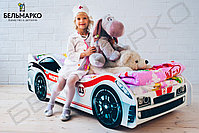 Детская кровать-машина «Медпомощь», фото 3