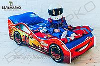 Детская кровать-машина «Тачка красная», фото 2