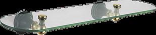 Полка стеклянная Fixsen LUKSOR FX-71603B