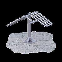 Скамья для пресса двойная  (UZ017.1)