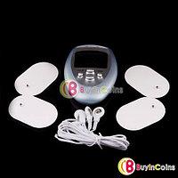 Электронный импульсный миостимулятор массажер для похудения и сжигания жира, фото 1