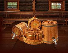 Кадушки для засолки и для изготовления спиртных напитков