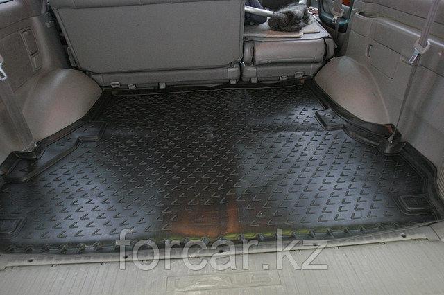 Коврик в багажник  LX 470 1998-2007