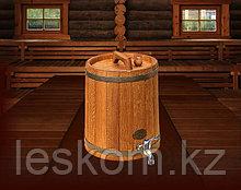 Жбан дубовый 10 л ( оцинкованная сталь)