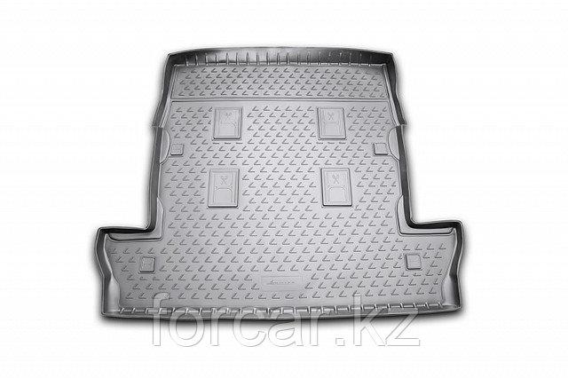 Коврик в багажник  LX 570 2007->,  7 мест, длинный