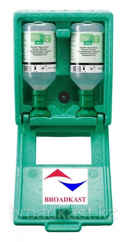 Станция для промывания глаз PLUM по 500мл