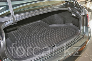 Коврик в багажник LEXUS GS300 2008->, сед. (полиуретан, бежевый), фото 2