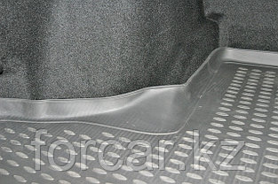 Коврик в багажник LEXUS GS300 2008->, сед. (полиуретан, бежевый), фото 3