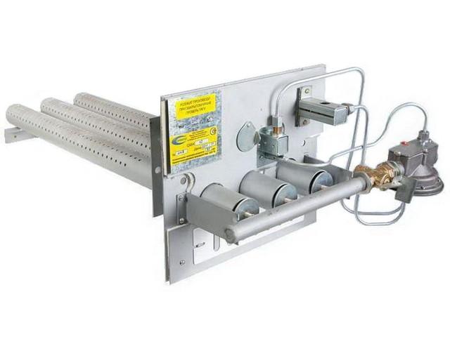 Газовое оборудование для печей для бани