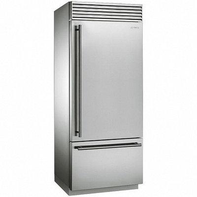 Встраиваемый Холодильник Smeg RF396RSIX