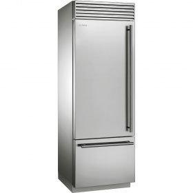 Встраиваемый Холодильник Smeg RF376RSIX
