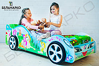Детская кровать-машина «Принцесса», фото 3