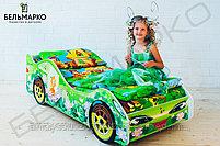 Детская кровать-машина «Сказка», фото 5