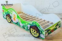 Детская кровать-машина «Сказка», фото 6