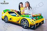 Детская кровать-машина «Феррари», фото 2