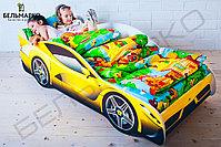 Детская кровать-машина «Феррари», фото 3