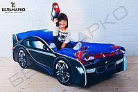 Детская кровать-машина «БМВ», фото 3