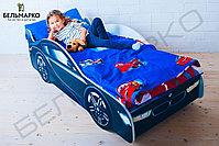 Детская кровать-машина «БМВ», фото 5