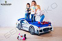 Детская кровать-машина «Ауди», фото 4