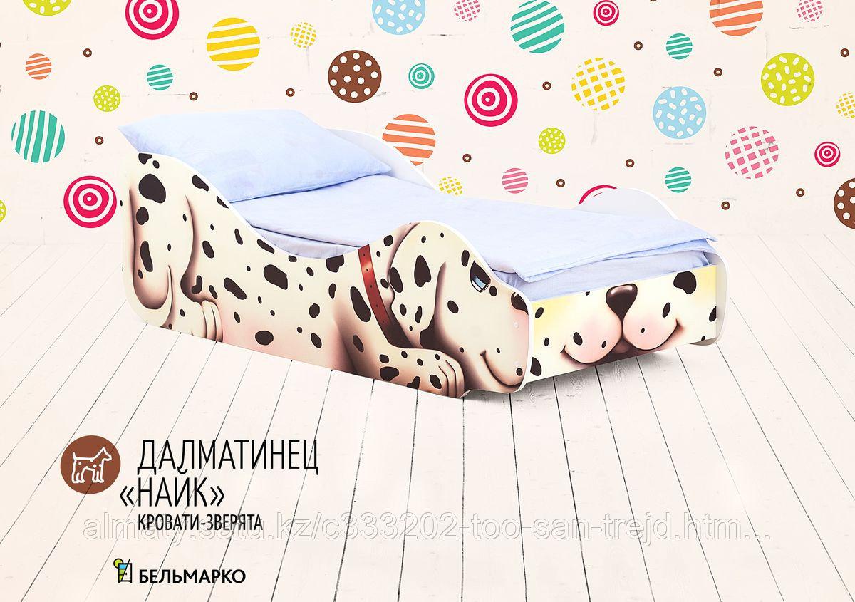 Детская кровать «Далматинец - Найк»