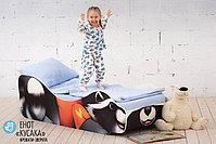 Детская кровать «Енот - Кусака», фото 4