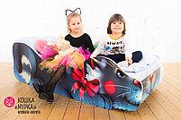 Детская кровать «Кошка - Мурка», фото 2