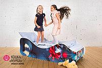 Детская кровать «Кошка - Мурка», фото 4