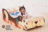 Детская кровать «Хаски - Джек», фото 5