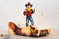 Детская кровать «Лошадка - Талисман», фото 2