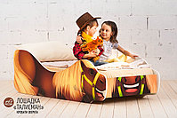 Детская кровать «Лошадка - Талисман», фото 3