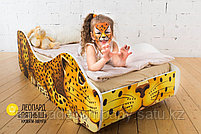 Детская кровать «Леопард - Пятныш», фото 4
