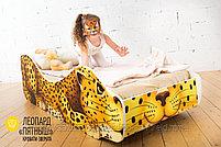 Детская кровать «Леопард - Пятныш», фото 5