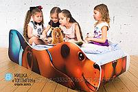 Детская кровать «Мишка - Топтыгин», фото 2