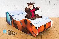Детская кровать «Мишка - Топтыгин», фото 3
