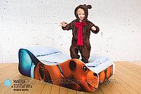 Детская кровать «Мишка - Топтыгин», фото 4