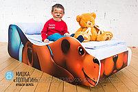 Детская кровать «Мишка - Топтыгин», фото 5