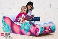 Детская кровать «Пони - Нюша», фото 4