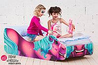 Детская кровать «Пони - Нюша», фото 5
