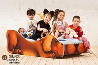 Детская кровать «Собачка - Жучка», фото 3