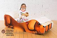 Детская кровать «Собачка - Жучка», фото 4