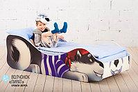 Детская кровать «Волчёнок - Пират», фото 2