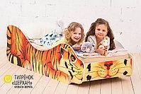 Детская кровать «Тигрёнок - Шерхан», фото 6