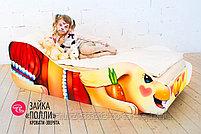 Детская кровать «Зайка - Поли», фото 3