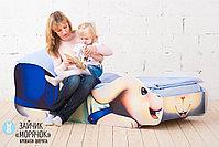 Детская кровать «Заяц - Морячок», фото 3