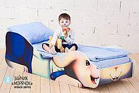 Детская кровать «Заяц - Морячок», фото 5