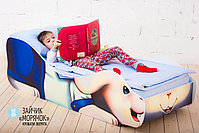 Детская кровать «Заяц - Морячок», фото 6