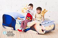 Детская кровать «Заяц - Морячок», фото 7