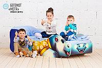 Детская кровать «Бегемот - Мотя», фото 2