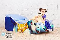 Детская кровать «Бегемот - Мотя», фото 3